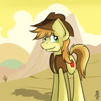 Braeburn by TehShockwave