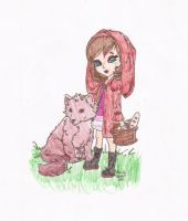 Red Riding Hood by Catsie95
