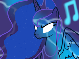 Princess Luna by FreyaLeafy