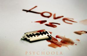 Love is suicide by PsychoOla