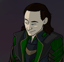 Loki Laufeyson by OxfordTweed