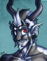 Character Portrait - Rye by CockatriceKING