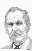 Vincent Price (2008) by BombsAway72