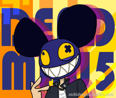 Deadmau5 by sushidragon