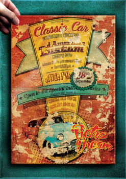 VintageCarVol10 by TheCreativeCatDesign
