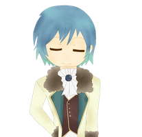 Bad End Night            Kaito chibi by Geellick