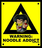 noodle addict by isip-bata