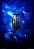 TARDIS by JamesMargerum
