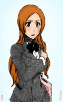 Orihime chapter 438 by debb-sama