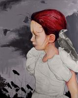 """The Crow"" by MichaelShapcott"