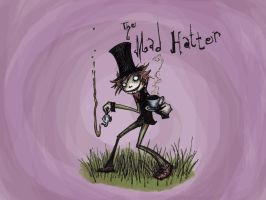 The Mad Hatter by captain-amazing