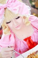 Rozen Maiden - Hina Ichigo by Xeno-Photography