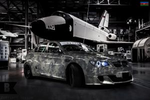 Army BMW M3 by Bedeloff