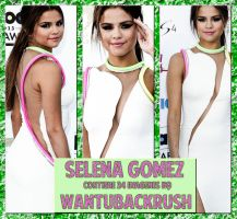 +Selena Gomez by WantUBackRush