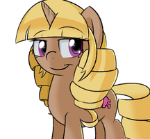 A Charming Pony by sykobelle