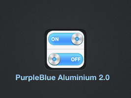 Purple Blue Aluminium 2.2 by Studio-Sanchez