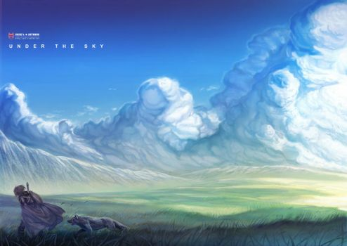 UnderTheSky by Cushart