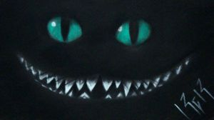 Cheshire cat by RogerArtes