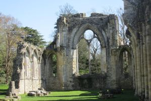 Netley Abbey75 by Birdsatalcatraz