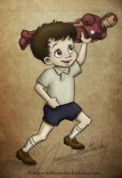 Little Tony by MoonchildinTheSky