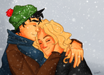 safe and warm by ifroggirl