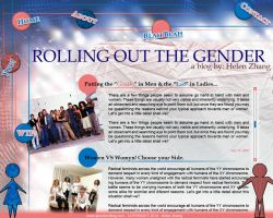 Gender Rolling - Site Template by CauseThought