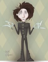 Team Edward Scissorhands by whysoawesome