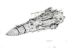 Fleet Carrier Intrepid by Andared