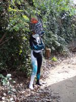 Midna Costume by LilleahWest