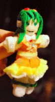 mini Gumi plushie :) by martek97