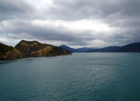 Leaving Picton by Aroha-Photography