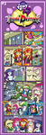 Equestria Girls: Dual Destiny Page #1 by DANMAKUMAN