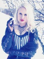 gothic girl-winter version2 by possion