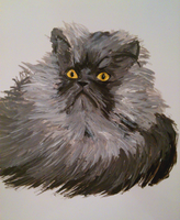 Colonel Meow by Anantax3
