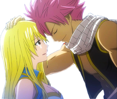 nalu forehead touch render !! by Janoneee