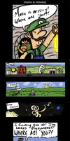 mario is missing by msprout
