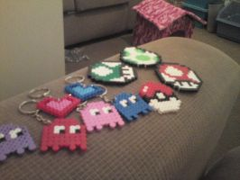 Hama Beads Nerd Addictions by mashashy