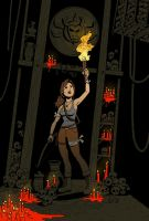 Tomb Raider by JoshuaMenas