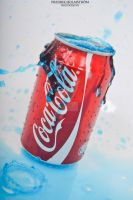 Cokemania blue 2 by The-proffesional