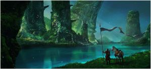 Land of the Ancients by dominuself