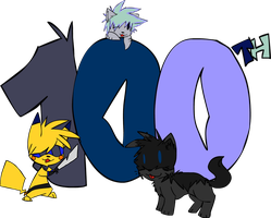 100th by Caninerz