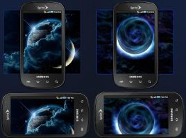 Android Space Wall Pack by shadowsfall720