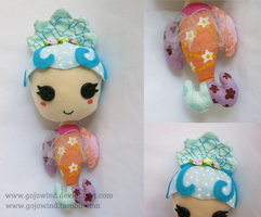 Lalaloopsy Mermaid by gojowind
