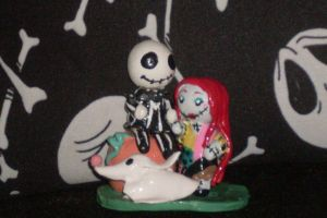The Nightmare Before Christmas by foxdemon123