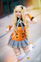 Vocaloid 3 - SeeU by Calssara