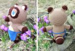Tom Nook: More Views by MilesofCrochet