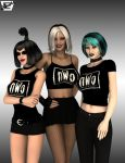 nWo Goths by ImfamousE