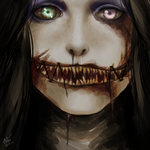 Zombie Girl by Tory-tory