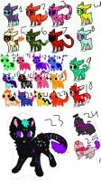 1 point adopts (Open)  by Morfi-Shapeshifter