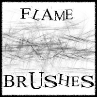 Flame Brushset for Gimp by jobed77